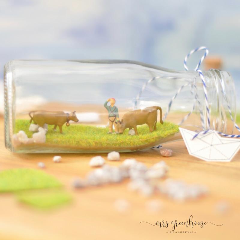 Wiesengaudi in a bottle