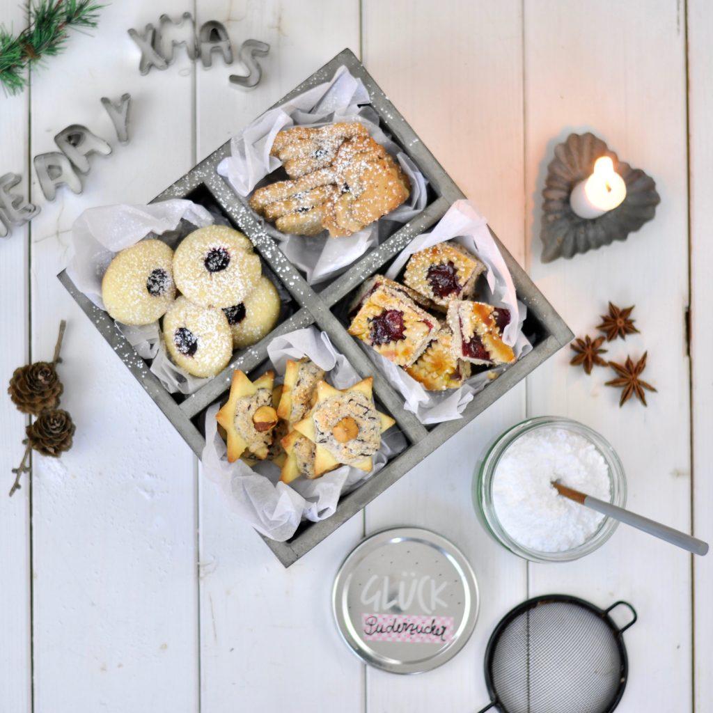 Normale Weihnachtskekse.Weihnachtskekse Mit Glück Marmelade Mrs Greenhouse Diy Blog Mit