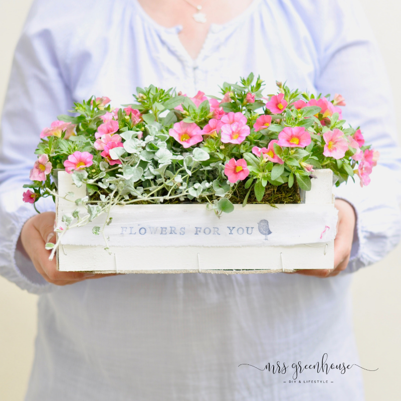 Blumengeschenk zum Muttertag