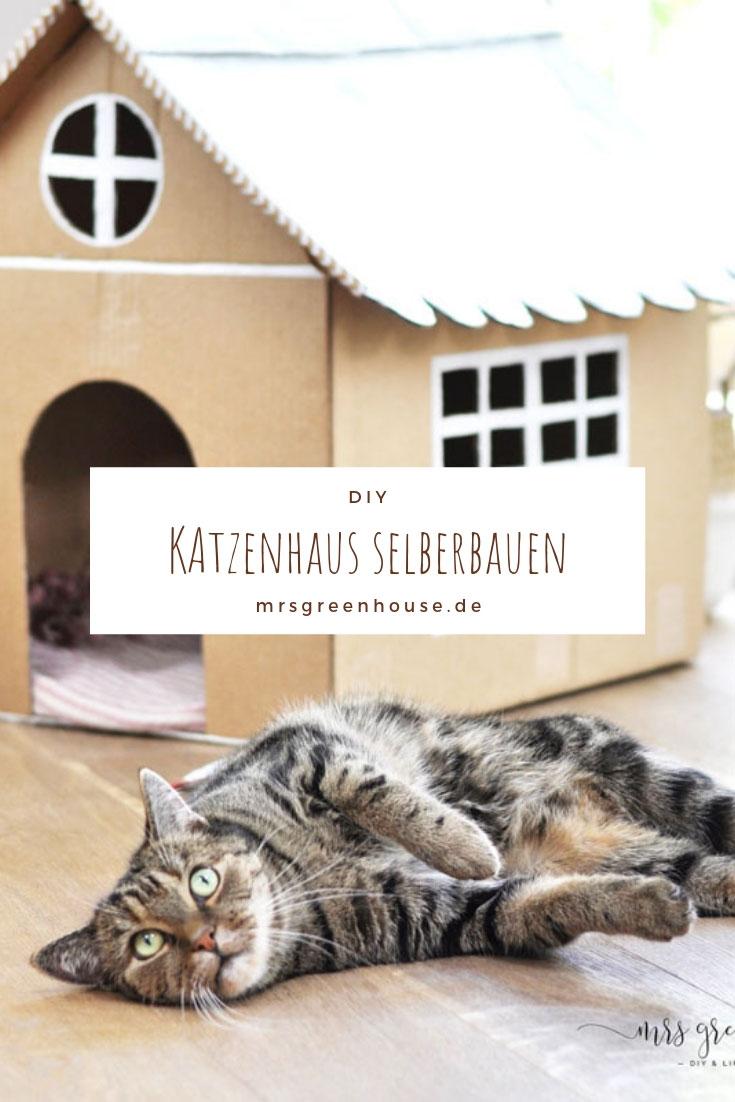 Katzenhaus selberbauen