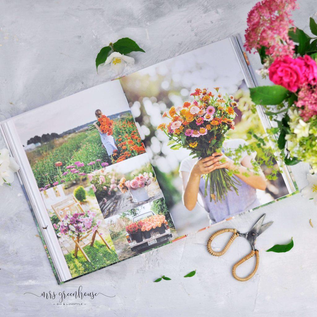 Mein wunderbarer Blumengarten