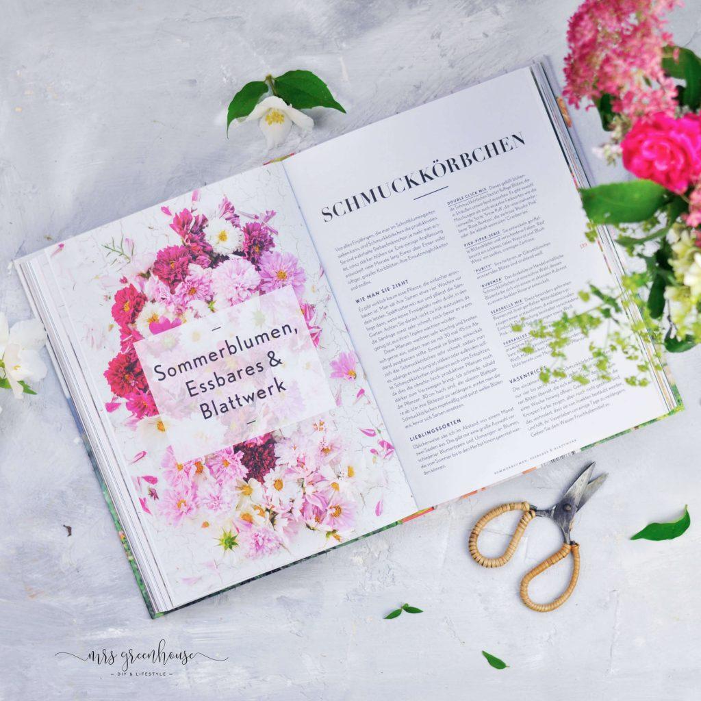 Buch , Mein wunderbarer Blumengarten