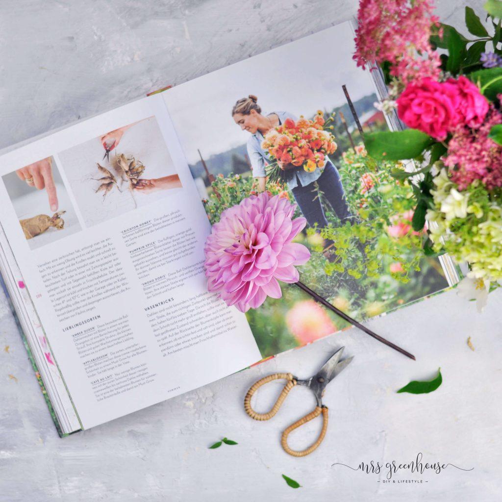 Buch, mein wunderbarer Blumengarten