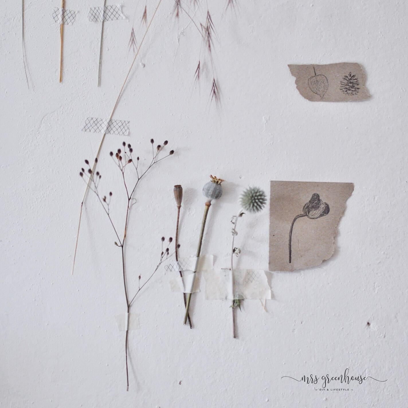 Trockenblumen stempeljazz