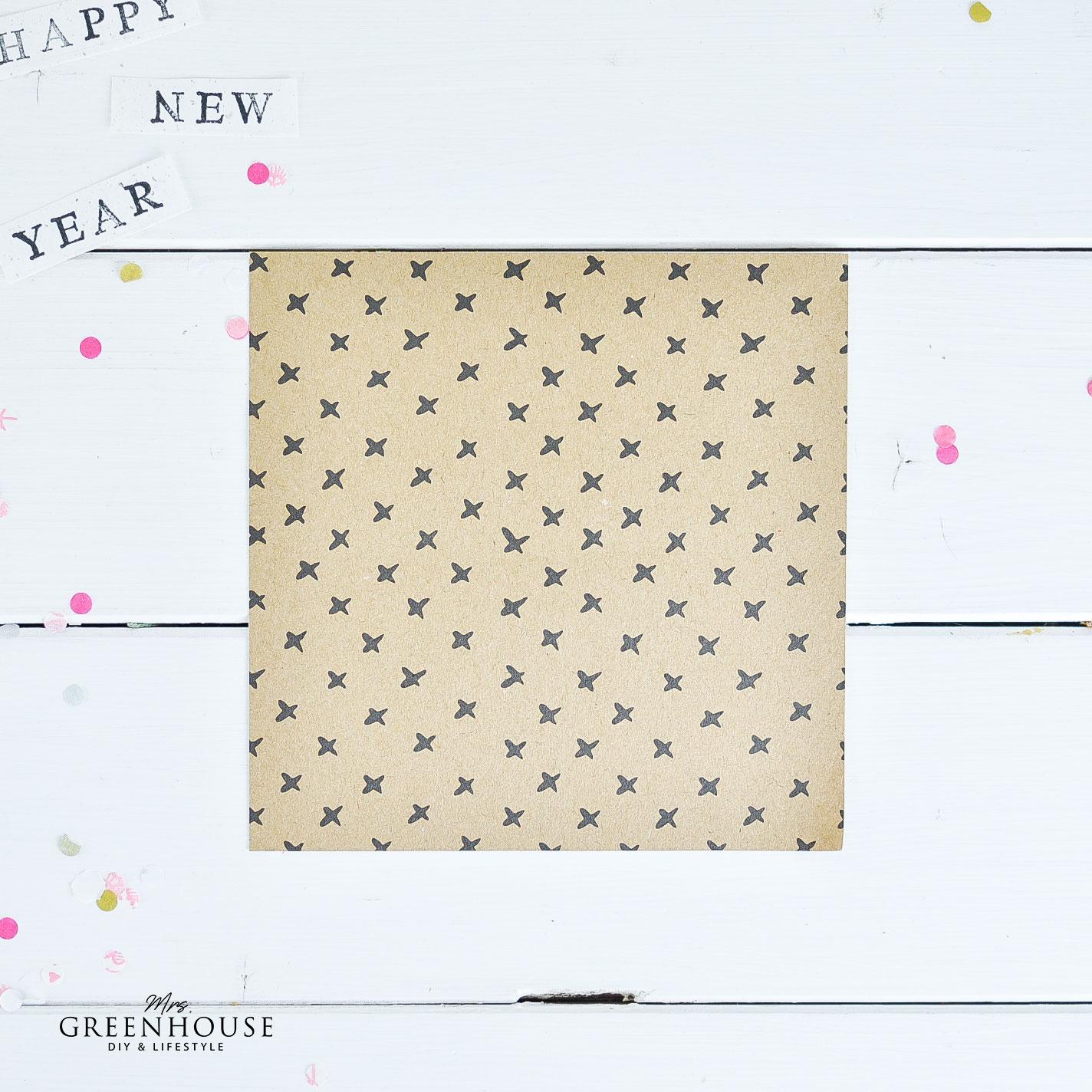 Origami Papier für kleine Briefe