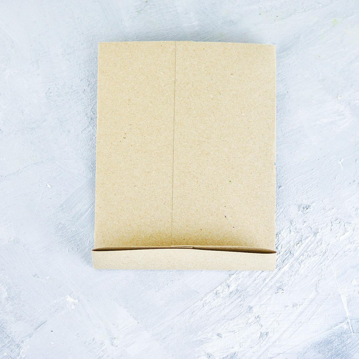 Faltanleitung Papiertüten