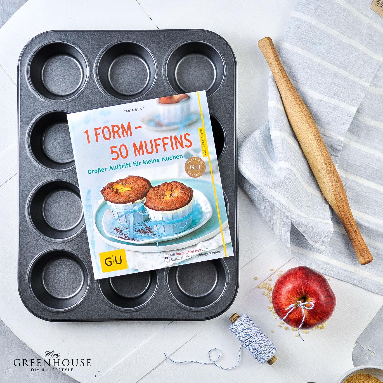 Muffinsform für Cruffins von Weltbild