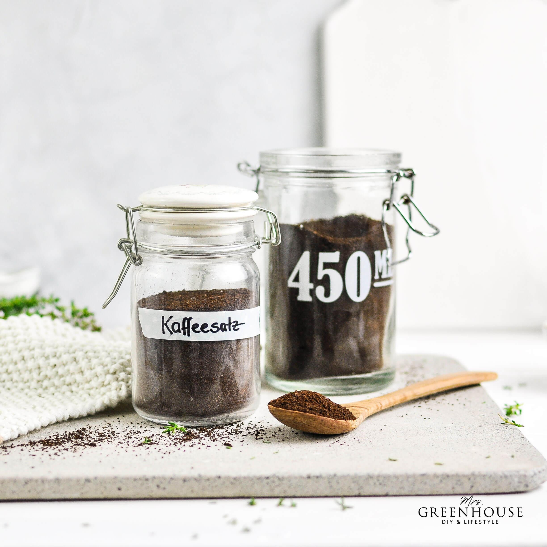Tipps für Kaffeesatz