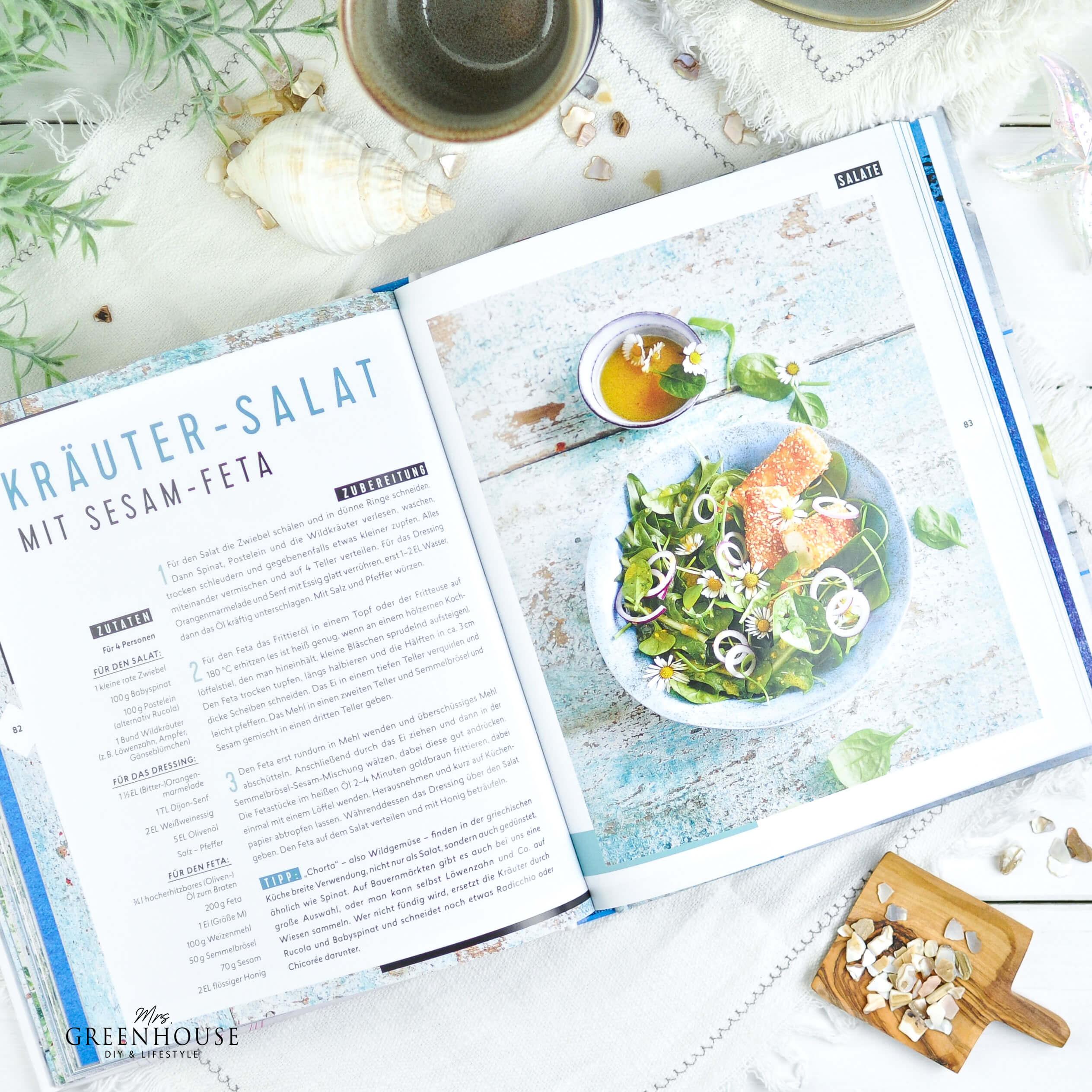 Griechisches Kochbuch