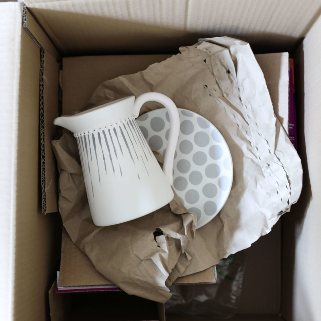 Keramik einfach zuhause bemalen