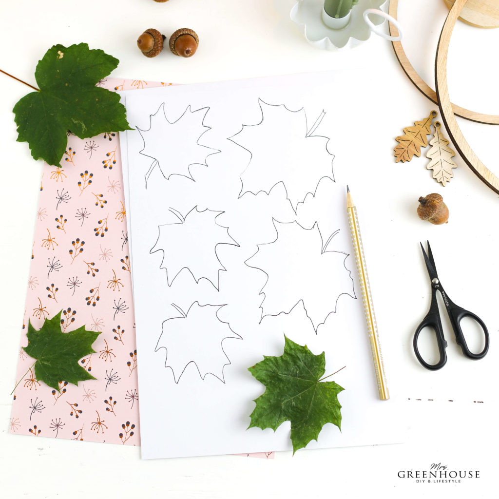 Schablonen für Blätter erstellen