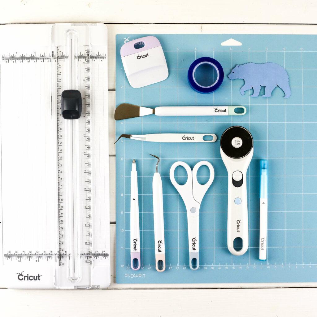 Werkzeuge für Cricut Maker