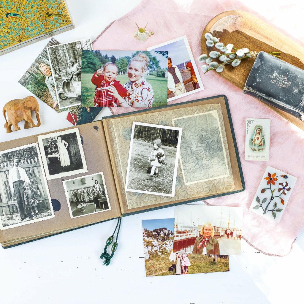 alte Bilder auf Fotoleinwand drucken