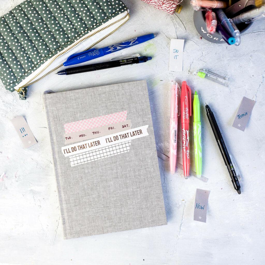 Notizbuch für kreative Ideen