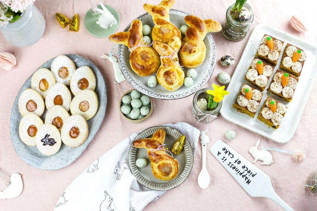 Süße Rezepte für die Ostertafel mrsgreenhouse